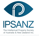The Intellectual Property Society of Australia & New Zealand Inc logo