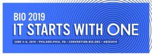 bio2019 convention logo