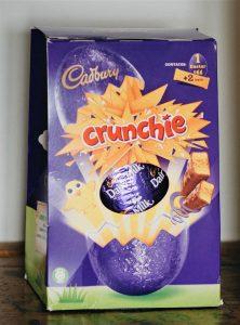 Cadbury's Pantone  26558C