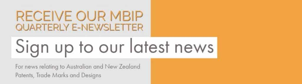 subscribe to our newsletter banner